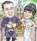 Fyvie Aberdeenshire Wedding gift